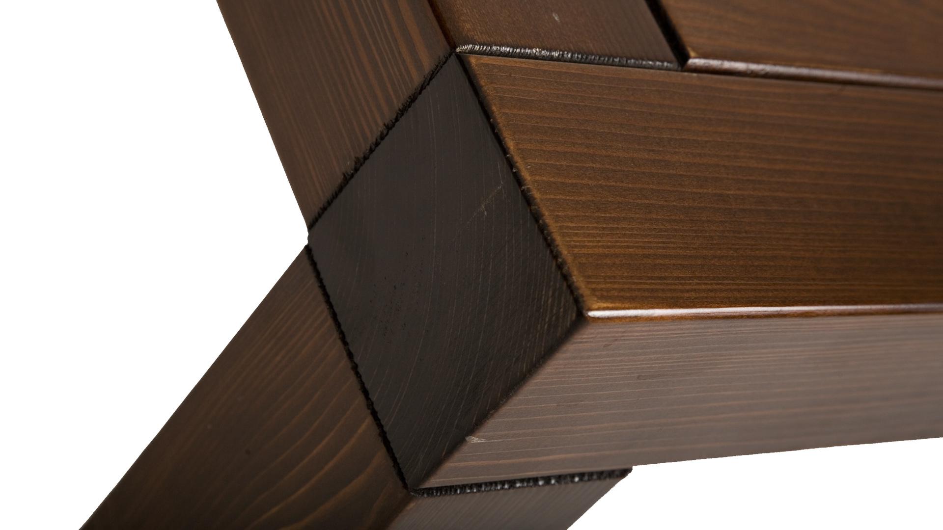 עשוי עץ אורן מלא, משלים למערכת טיטאן